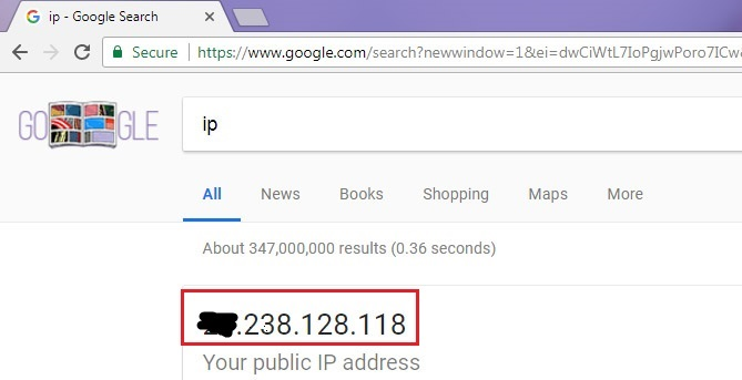 How to Find the IP Address and Mac Address