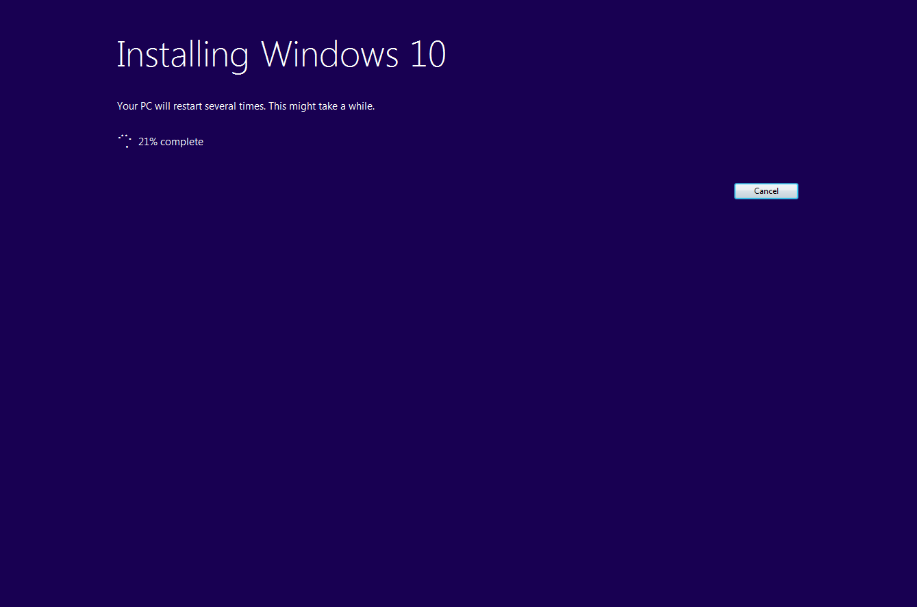 Install & Repair Windows 10 With Media Creation Tool