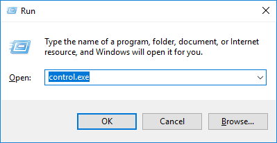 5 Easy Ways to Open Control Panel in Windows 10/7