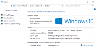 What Version of Windows Do I Have