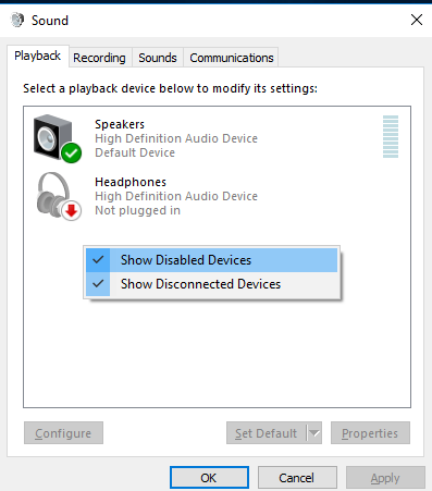"How To Fix ""Problem with Playback Devices on Skype"""